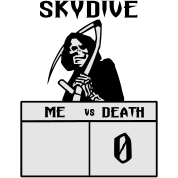 Skydive Me vs Death