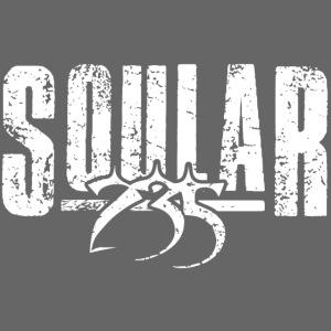 Soular235 White Logo