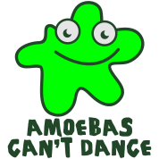 AMOEBAS can't DANCE DJ