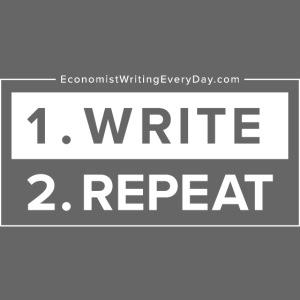 Write Repeat - White