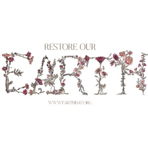 Earth Day Floral: Restore Our Earth