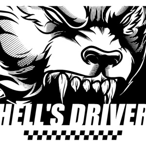 taxi drive driver wolf