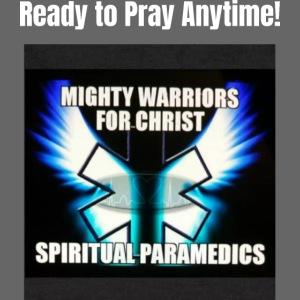 MightyWarrior PrayAnytime White
