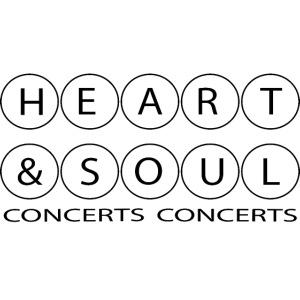 Heart & Soul Concerts - text horizon (no fill)