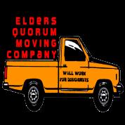 Elders Quorum Moving Company LDS Mormon
