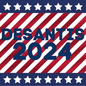 DESANTIS 2024 Stars And Stripes
