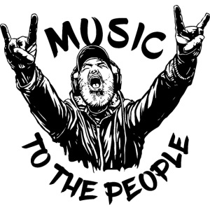 music to the people