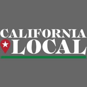 California Local Light on Dark