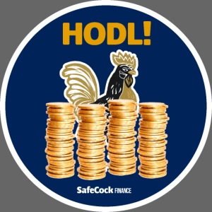 HODL! Hang On For Dear Life!