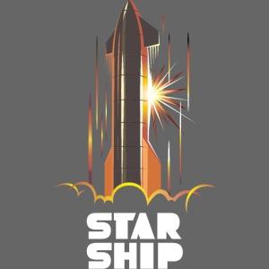 Star Ship Mars - Dark