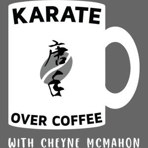 KARATE OVER COFFEE DARK