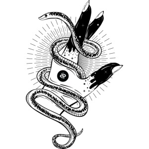 Kundalini Hand Snake