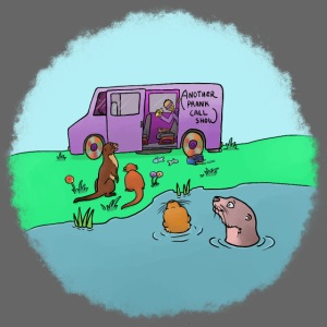 Sleve and the River Otters