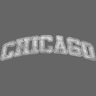 Design ~ chicago distressed chi