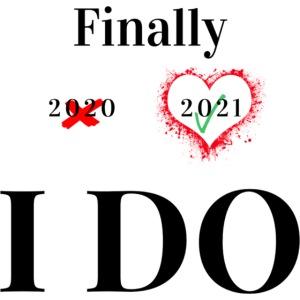 Finally I do 2021