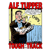 Alf Tupper Tough of the Track Comic Fish & Chips