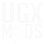 UGX Mods YouTube Logo NO BG.png