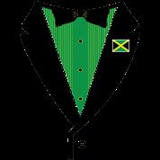 Jamaican Tuxedo Green