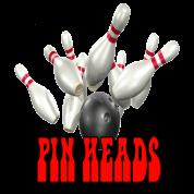 Bowling Team Pin Heads