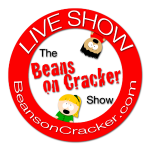Beans on Cracker Logo
