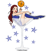 Magic Girl Martini