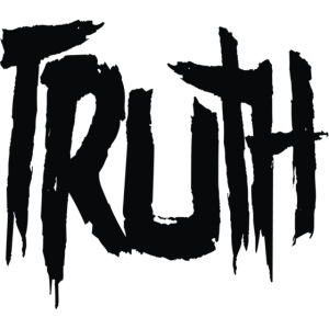 TruthLogo01 Black png