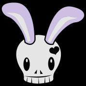 little rabbit skull
