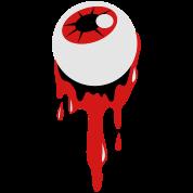 a bleeding eyeball