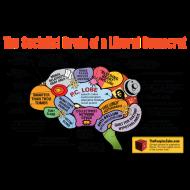 Design ~ Brain of a Liberal Democrat