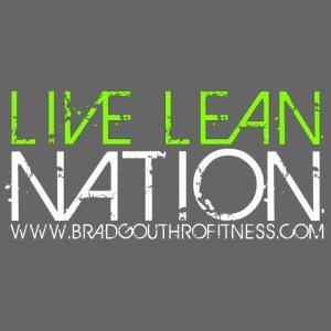 Live Lean Nation Long Sleeve
