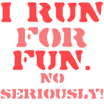I Run for Fun
