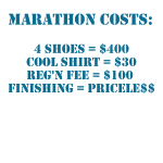 Marathon Priceless