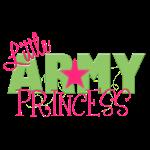 Little Army Princess