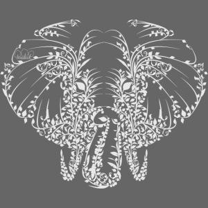 elephantWHITE png