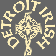 Design ~ Detroit Irish Celtic Cross