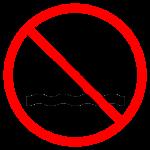 No Arty Swimming