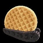 Waffle Traktor