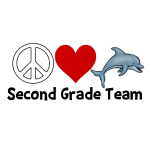peace love dolphin second grade.png