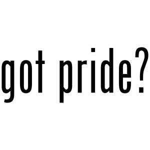got pride