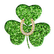 Shamrock And Horseshoe