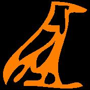 EGYPTIAN EAGLE hieroglyphic