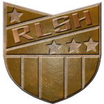 RLSH New Badge in 3D