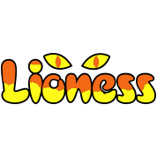 lioness type awesome with big cats eyes