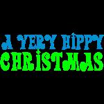 A VERY HIPPY CHRISTMAS funny