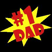 #1 DAD  By VOM Design - virtualONmars