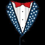 Star Spangled Tuxedo