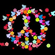 flower power peace (DDP)