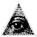 All Seeing Eye (2-Color)