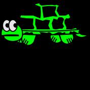 turtle speeding ticket