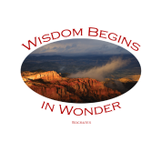 Bryce Canyon, Wisdom by Socrates